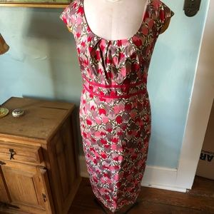 Gorgeous floral print dress from Boden